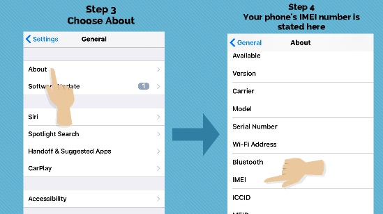 iphone tracker using imei number