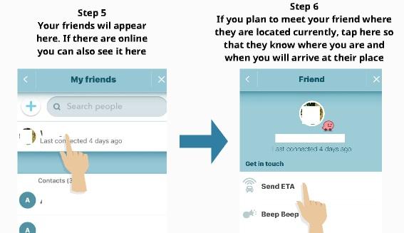 track phone using whatsapp | My Phone Locater