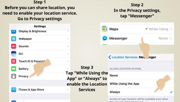 track phone using whatsapp   My Phone Locater