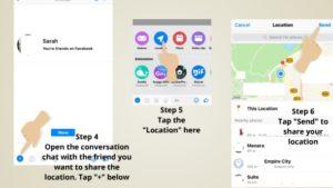 track with facebook messenger 2