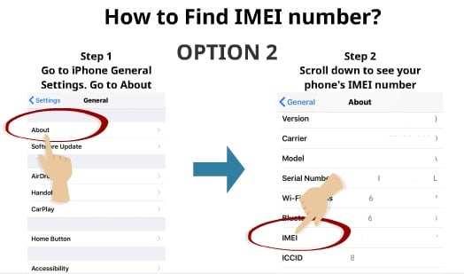 how to change phone imei number