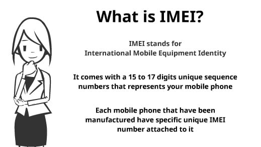 3 Ways How to Track Mobile Phone Using IMEI Number | My