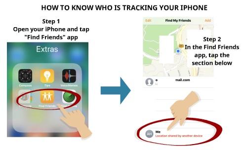 find friends | My Phone Locater